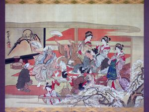 Image of Ukiyoe Party