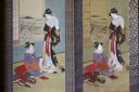 Image of Copy of Shunsho Two Geisha